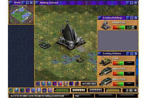 Enemy Nations (1996) - PC Review and Full Download | Old ...