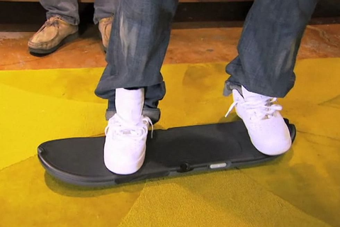 Tony Hawk's new 'Ride' game includes motion-sensing ...