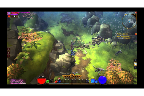 Torchlight 2 PC Gameplay FullHD 1080p - YouTube