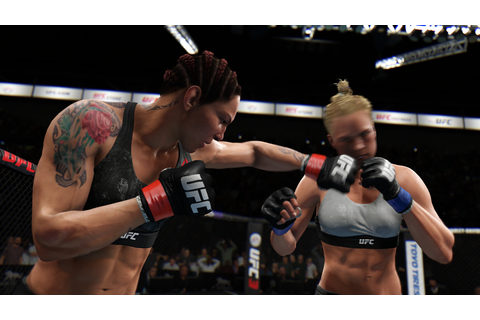EA Sports UFC 3 review - Polygon