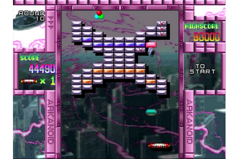 Arkanoid Returns Download Game | GameFabrique