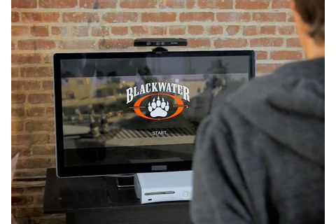 Blackwater Video Game Trailer Released, Finger Commandos ...