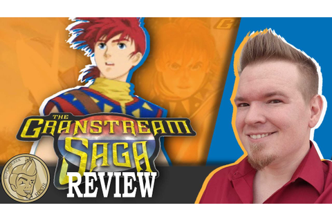 Granstream Saga Review! [PlayStation] The Game Collection ...