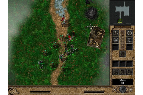 Total Annihilation Kingdoms strategy for Windows (1999 ...