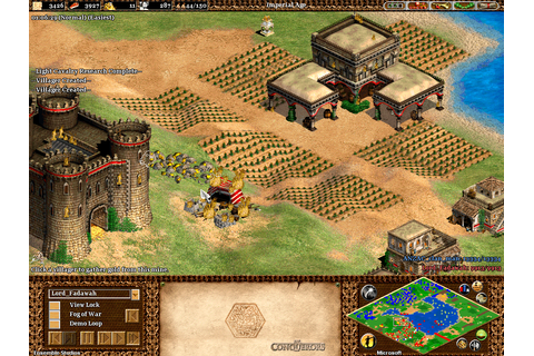 Age of Empires II: The Conquerors Free Download for ...