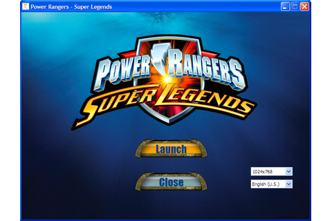 Power Rangers Super Legends PC Game Highly Compressed Full ...