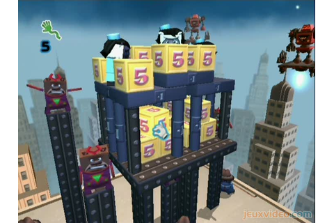 Gameplay Boom Blox Smash Party : Prison de points ...