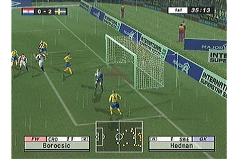Screens: International Superstar Soccer 3 - GameCube (8 of 20)