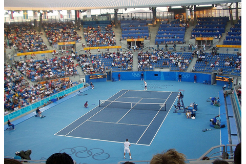 Athens Olympic Tennis Centre - Wikipedia