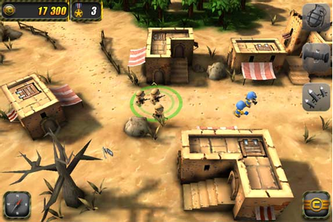 Game Review: Tiny Troopers iOS | Flush the Fashion