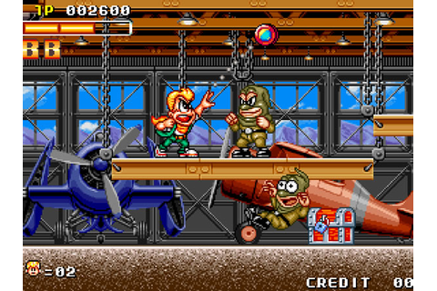 Neo Geo Platformer Spin Master Coming To PS4, Xbox One ...