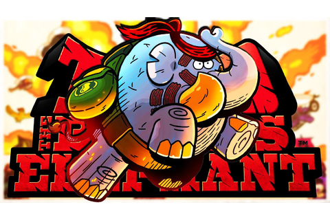 PREPARE TO AWESOME! | Tembo The Badass Elephant #1 - YouTube