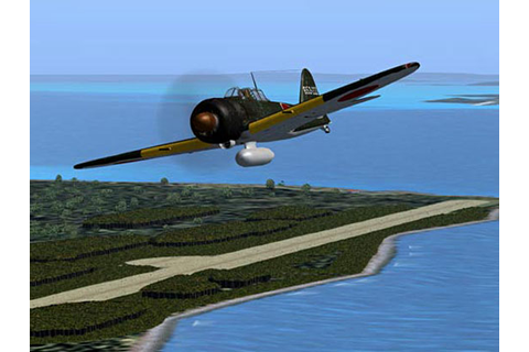 World War II flight simulation video games