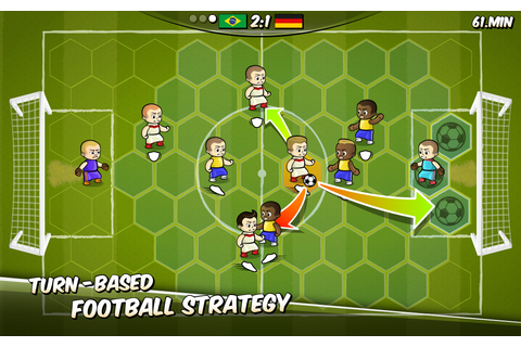 Football Clash - free turn based strategy soccer⚽️ ...
