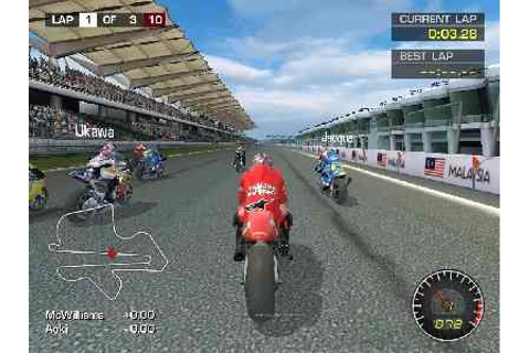 MotoGP 2 - PC Game Download Free Full Version