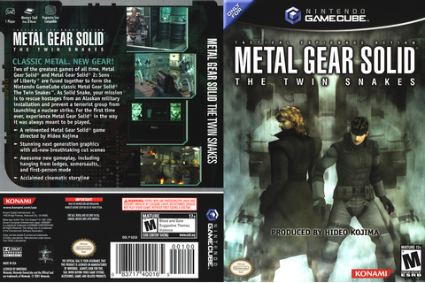 GGSEA4 - Metal Gear Solid: The Twin Snakes
