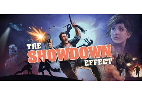 The Showdown Effect on Steam
