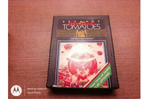 Atari 2600 Game Cartridge Only Tested Revenge of the ...