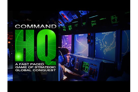 "STEAM Game Info for ""Command HQ"" 