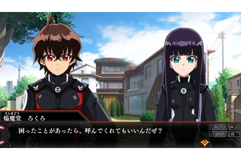 Twin Star Exorcists game teaser trailer - Gematsu