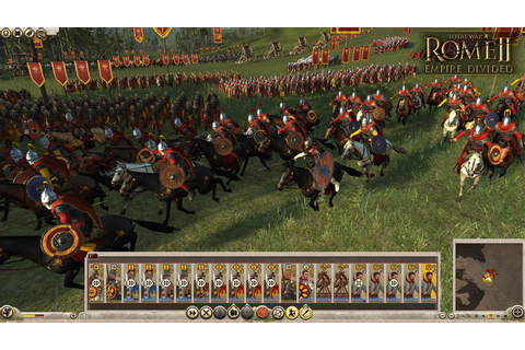 Total War: ROME II - Empire Divided [Steam CD Key] for PC ...