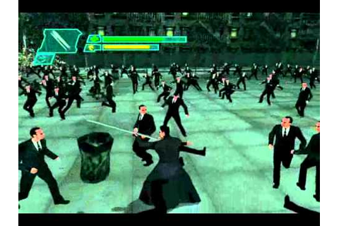 The Matrix : Path of Neo [PC] Gameplay - YouTube