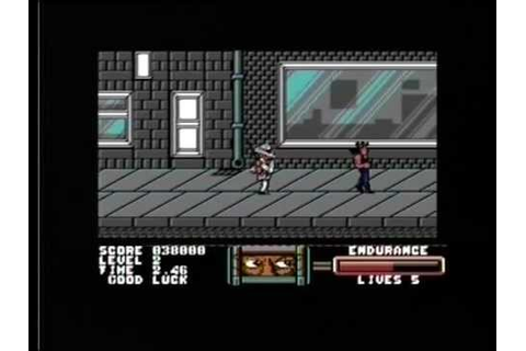 TARGET RENEGADE (C64 - FULL GAME + MUSIC) - YouTube