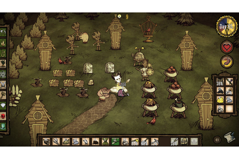Don't Starve (PS4) review: No hand-holding and no hints ...