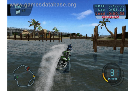 Splashdown - Microsoft Xbox - Games Database