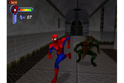 Spiderman 1 PC Game Free Download