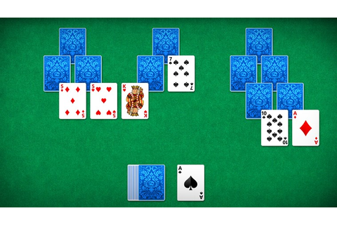 Microsoft Solitaire Collection app for Windows in the ...