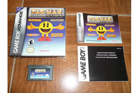 Pac-man Collection Original Game Boy Advance - $ 450.00 en ...