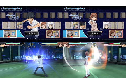 J-ToyRealm: PSP A Certain Magical Index First Release ...