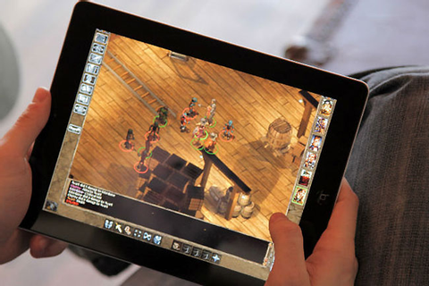 iPad Baldur's Gate II: Shadows of Amn Game Will Support ...