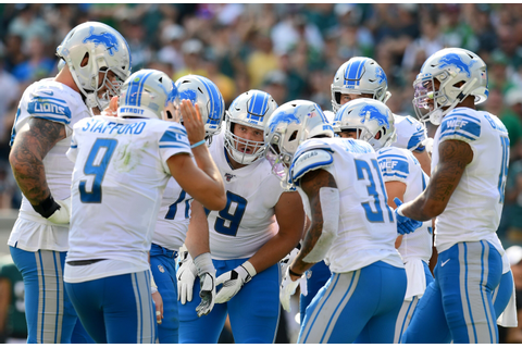 Detroit Lions remain undefeated after three games and here ...