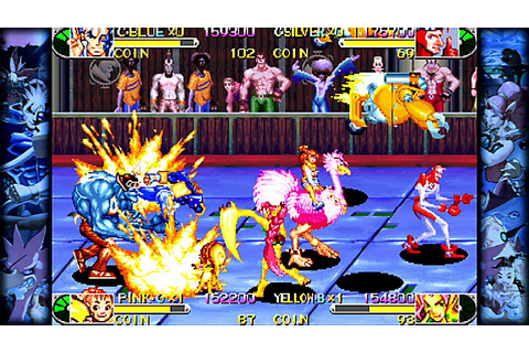 Capcom Beat 'Em Up Bundle Game | PS4 - PlayStation