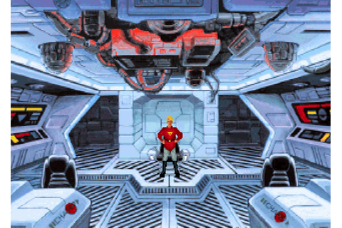 Space Quest V: Roger Wilco - The Next Mutation (1993 ...