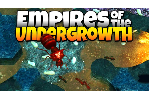 Building an Ant Empire! - New Sim Ant Like Game - Empires ...