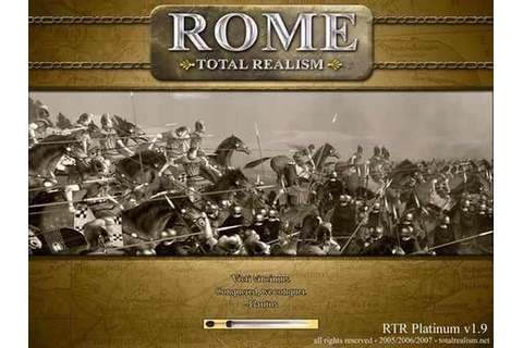 Rome Total Realism Download Free Full Game | Speed-New