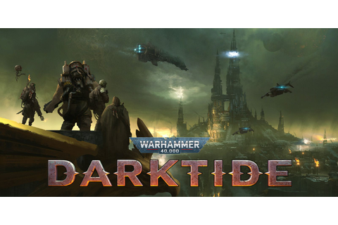 Warhammer 40K: Darktide Announced, Coming From Vermintide ...