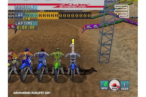 Jeremy Mcgrath Supercross 2000 (N64) - Download Game PS1 ...