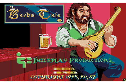The Bard's Tale: Tales of the Unknown (1987) by Interplay ...