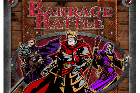 Barrage Battle - Load Your Dice! - BoardGame Stories