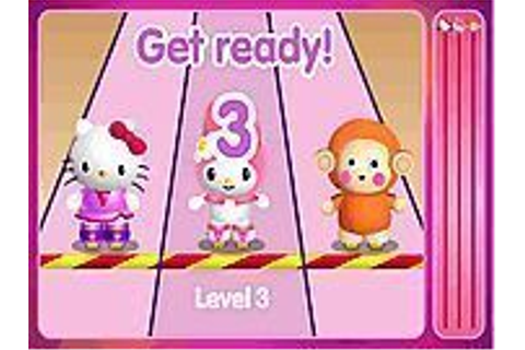 Hello Kitty Roller Rescue Game - Play Online Free