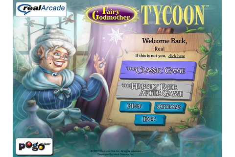 Fairy Godmother Tycoon | GameHouse
