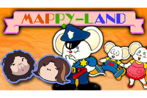 Mappy-Land - Game Grumps - YouTube