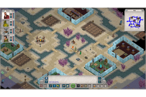 Role Playing Game Avernum 2: Crystal Souls Launching Next ...