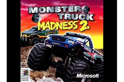Monster Truck Madness 2 Game For PC Free Download Full ...
