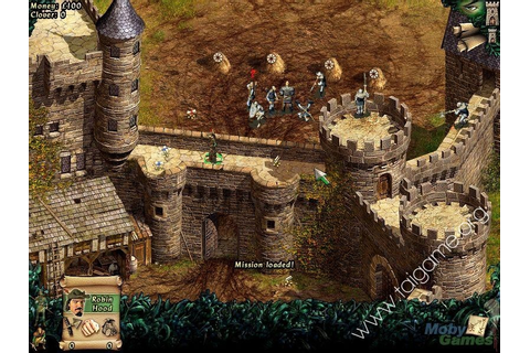 Robin Hood: The Legend of Sherwood - Tai game | Download ...