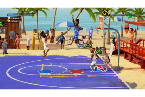 NBA Playgrounds Comes to Our Court | Pixel Judge